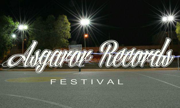 Το 2ο Asgaror Records Festival θα ταράξει τα νερά του Αγρινίου στις 26/8