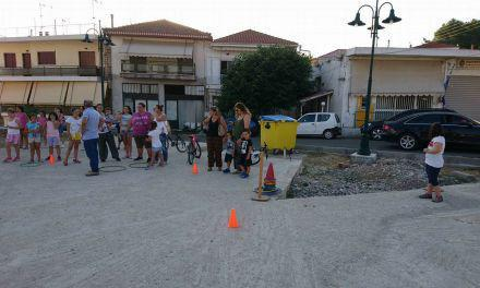 Φυτείες: Ανέλπιστη η συμμετοχή στα παραδοσιακά παιχνίδια για μικρούς και μεγάλους.