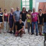Μάγεψε στο Σπαρτιά η θεατρική ομάδα του πολιτιστικού συλλόγου Νεάπολης <<Παλαιόκαστρο >>