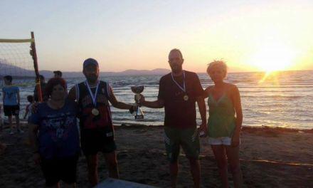 Με επιτυχία το 9ο τουρνουά beach volley 3×3 στη Μπούκα