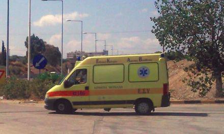 Γυναίκα παρασύρθηκε από αυτοκίνητο στον κόμβο Κουβαρά και τραυματίστηκε βαριά!