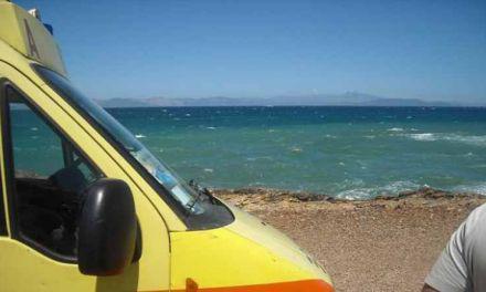 Νεκρός 45χρονος στην παραλία του Μενιδίου Αμφιλοχίας