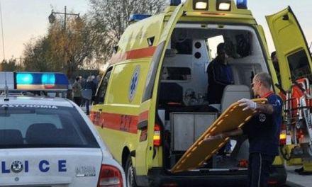 Φορτηγό παρέσυρε και σκότωσε 78χρονη στην Κωνωπίνα Αιτωλ/νίας