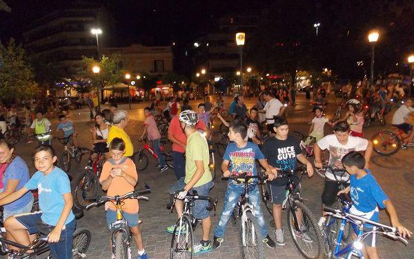 Αγρίνιο:Τι πρέπει να προσέχουν οι ποδηλάτες!