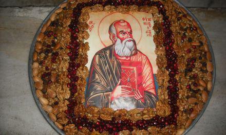 Aιτωλικό | Ο Άγιος Ευγένιος τιμάται στην περιοχή ως γέννημα και θρέμμα αυτής στις 5 Αυγούστου-θεωρούνταν ότι είχε προφητικό χάρισμα!