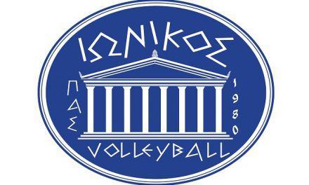 Volley Γυναικών:  Π.Α.Σ. ΙΩΝΙΚΟΣ-Α.Σ. ΒΟΛΙΣ ΚΕΡΚΥΡΑΣ