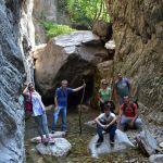 Αυγουστιάτικη βόλτα προς τις πηγές Γιδομανδρίτη