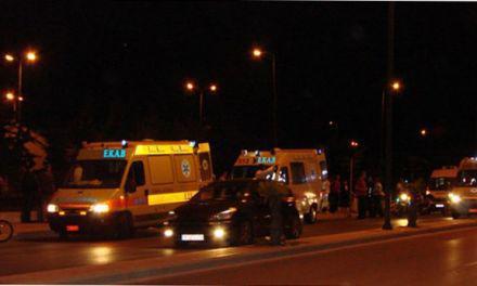 Αιτωλία-Με κλεμμένο όχημα ανήλικοι τράκαραν και τραυματίστηκαν!