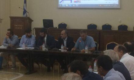 Α. Κατσιφάρας: Στηρίζουμε έμπρακτα τη διεκδίκηση των Παράκτιων Μεσογειακών Αγώνων από την Πάτρα
