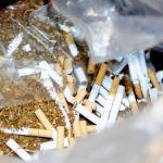 Σύλληψη 45χρονου για κατοχή λαθραίου καπνού στο ζευγαράκι
