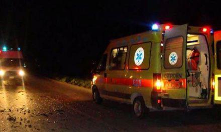 Νεκρός 61χρονος σε τροχαίο στην Κυψέλη Αγρινίου