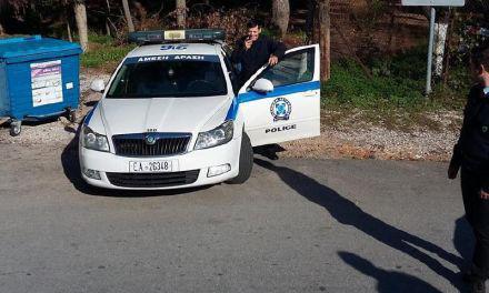 Ερευνες της αστυνομίας για τον τραυματισμό του αστυνομικού από σκύλο-Νοσηλεύεται στον «Άγιο Ανδρέα»