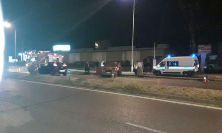 Αγρίνιο: Σφοδρή σύγκρουση οχημάτων στην Ε.Ο (ΒΙΝΤΕΟ-ΦΩΤΟ)