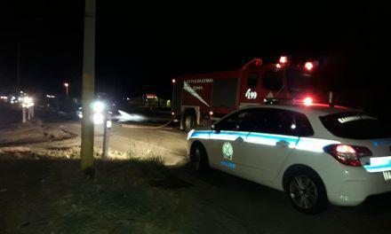 Τροχαίο στο Αγρίνιο-Συνελήφθη 48χρονος γιατί ήταν μεθυσμένος