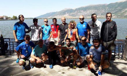 Ο Σύλλογος Δρομέων Υγείας Αγρινίου στον 11ο γύρο της λίμνης Ιωαννίνων (αποτελέσματα-φωτο)