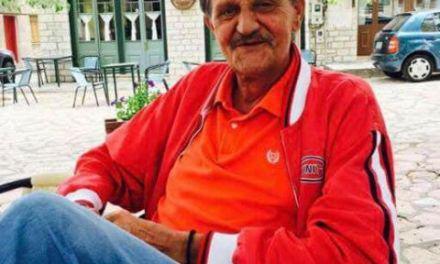 Έφυγε από την ζωή ο πρώην δήμαρχος Πλατάνου Ανδρέας Δρόσος.