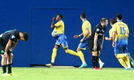 Παναιτωλικός  νίκησε εύκολα 2-0 τον Παναθηναϊκό