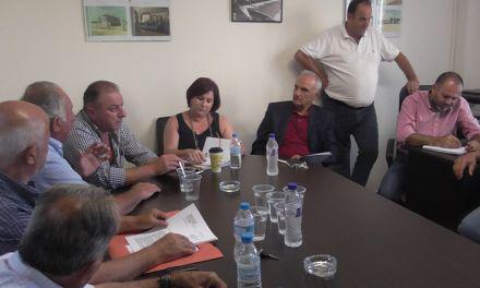ΓΟΕΒ ΑΧΕΛΩΟΣ: Σύσκεψη εν όψει του Περιφερειακού Συμβουλίου που θα πραγματοποιηθεί τον Οκτώβριο στην Πάτρα, για τα προβλήματα των Ο.Ε.Β
