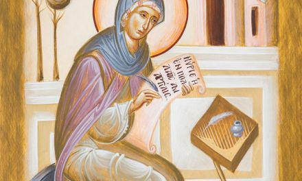 Η οσία Κασσιανή η υμνογράφος, μια παρεξηγημένη αγία…Εορτάζει στις 7 Σεπτεμβρίου!