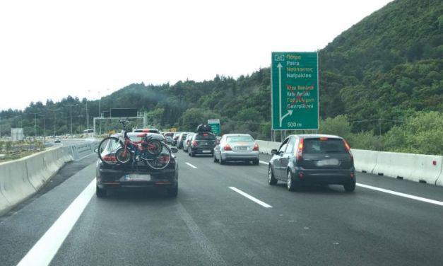 Από το απόγευμα η επιστροφή των εκδρομέων-Εκτεταμένα μέτρα στο ρεύμα προς Αντίρριο