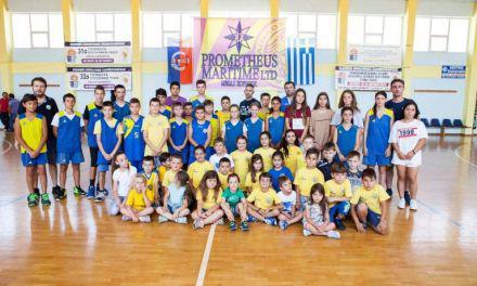 Αίολος Αστακού: Πρόγραμμα αγώνων ακαδημιών