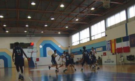 Mεσολόγγι: Σήμερα το βράδυ ολοκληρώνεται το Διεθνές Τουρνουά Φιλίας Καλαθοσφαίρισης Παμπαίδων