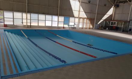 ΔΑΚ Αγρινίου «Μιχάλης Κούσης» – Κλειστή σήμερα η μικρή πισίνα.