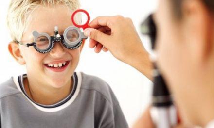 Αιτ/νία-Δωρεάν οφθαλμολογικός έλεγχος από σήμερα  σε μαθητές Δημοτικού