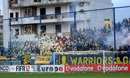 Warriors- Θέλουμε νίκη με την Ξάνθη το Σάββατο και πάμε για νέο ξεκίνημα!