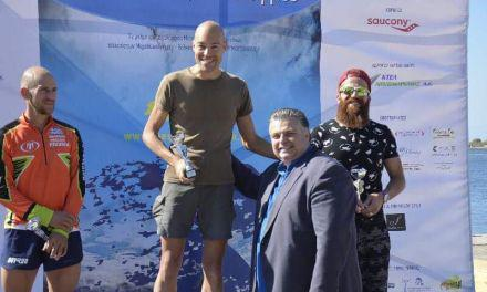 Ο Ν. Καραπάνος συγχαίρει συνδιοργανωτές και αθλητές του 2ου Ημιμαραθωνίου Λιμνοθάλασσας Μεσολογγίου