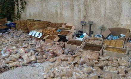 Περισσότερα από 160 κιλά λαθραίου καπνού κατασχέθηκαν το τελευταίο διήμερο στο Αγρίνιο