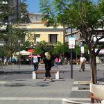 Λιποθύμησε αστυνομικός στην πλατεία του Αγρινίου!