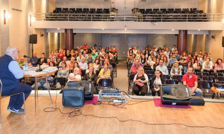 Αγρίνιο: Με επιτυχία ολοκληρώθηκαν οι διήμερες εκπαιδευτικές δράσεις της ΓΕΑ και του ΚΕΜΦΑ (φωτο)