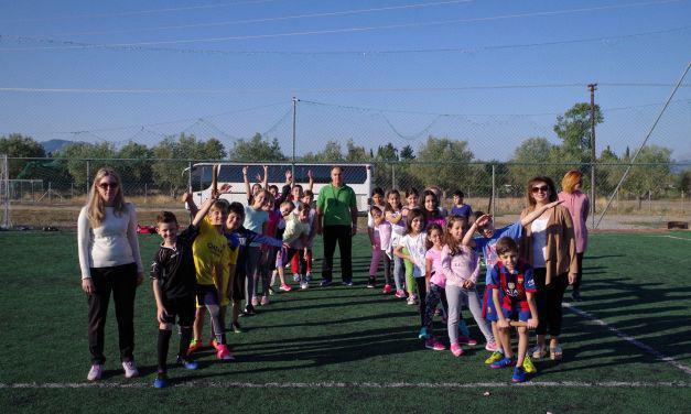 Σπουδαίες αθλητικές δράσεις του 12ου Δημοτικού Σχολείου Αγρινίου