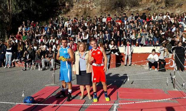 4η Πανελλήνια ημέρα σχολικού αθλητισμού με εκδηλώσεις στο ΓΕΛ Αμφιλοχίας