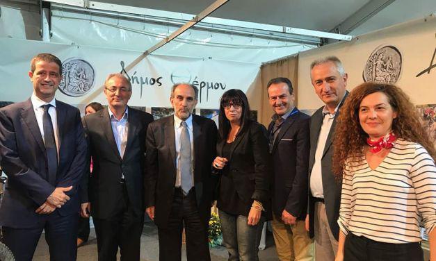 Σημαντική η συμμετοχή του Δήμου Θέρμου στη 2η Διεθνή Έκθεση Εναλλακτικού Τουρισμού «Nostos 2017».