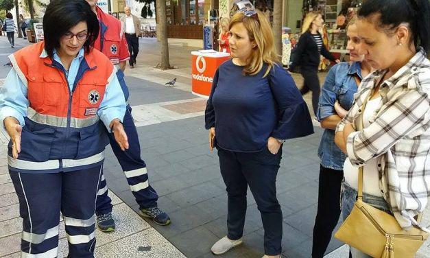 Αγρίνιο: Eίδαν από κοντά πως «τα χέρια μπορούν να σώσουν ζωές»-Μαθήματα πρώτων βοηθειών από μέλη του ΕΚΑΒ