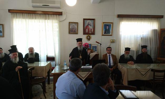 Συνάντηση Θεολόγων στο Αγρίνιο