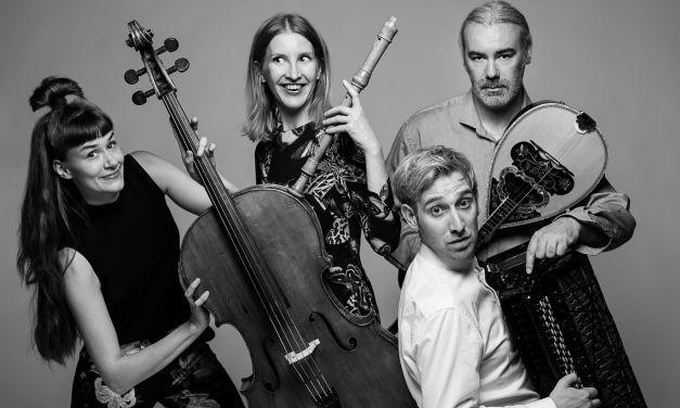 """Το Δανέζικο Μουσικό Συγκρότημα """"Kottos"""" στο Παπαστράτειο Μέγαρο Αγρινίου στις 20/10"""