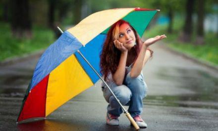 Άστατος καιρός με βροχές και καταιγίδες στην Αιτωλοακαρνανία