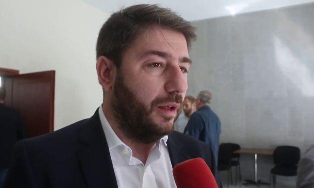 Νίκος Ανδρουλάκης: Οι διεμφυλικοί δεν είναι ούτε πολίτες δεύτερης κατηγορίας, ούτε εξωγήινοι
