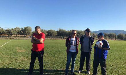 Πραγματοποιήθηκε η πρακτική εξάσκηση (Βιωματικά) στον αγωνιστικό χώρο για τους διαιτητές της ΕΠΣ ΑΙΤΩΛΟΑΚΑΡΝΑΝΙΑΣ (ΦΩΤΟ)