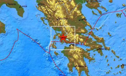 Δύο σεισμοί στην Αιτ/νία  προκλήθηκαν από ανθρώπινη δραστηριότητα;