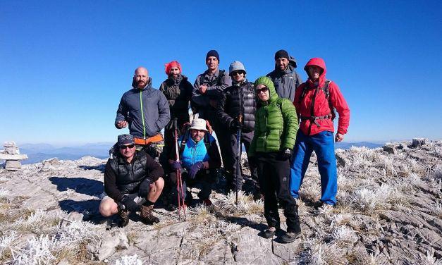 Αξέχαστες και υπέροχες στιγμές για τους ορειβάτες Αγρινίου στα Ζαγοροχώρια