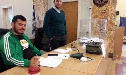 Αιτ/νία- Ομαλά ξεκίνησε η ψηφοφορία για τον β' γύρο εκλογών της Κεντροαριστεράς