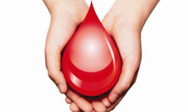 Αιμοδοσία στο Θέρμο το Σάββατο 17 Μαρτίου