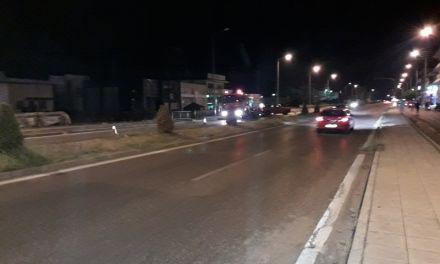 Αγρίνιο- Αγιο είχε ο οδηγός οχήματος που ξέφυγε από την πορεία του!