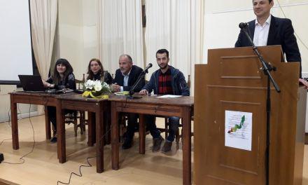 Αγρίνιο-Συνάντηση στον Αγιο Κωνσταντίνο για τη σύσταση γραφείου ανάπτυξης(βιντεο-φωτο)