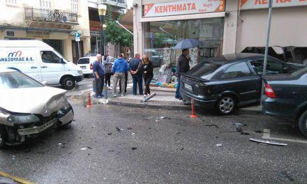 Αγρίνιο: Η συχνότητα των ατυχημάτων επιβάλλει τη λήψη μέτρων στη συμβολή των οδών Ι. Σταϊκου και Κακκαβιάς
