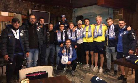 Επίσκεψη αθλητών ποδοσφαιρικών ομάδων από τη Στοκχόλμη στο Μεσολόγγι